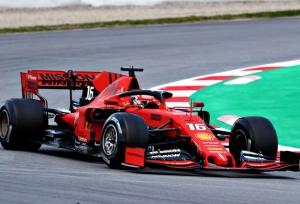 Leclerc makes Ferrari fastest again