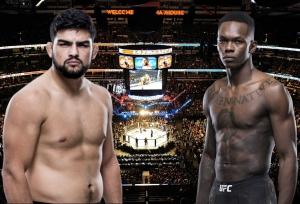 Gastelum vs Adesanya set for UFC 236?