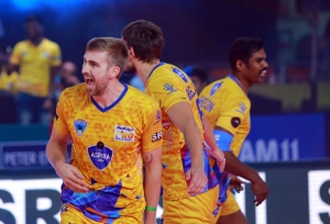 Kochi Blue Spikers face Chennai Spartans in second semifinal