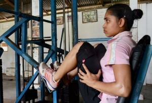 Injury scare for Dipa Karmakar