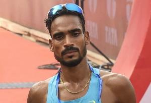 Gopi Thonakal qualifies for Doha Worlds