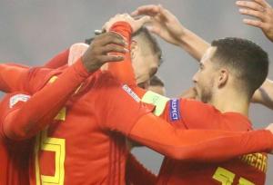 Report: Cyprus 0 Belgium 2