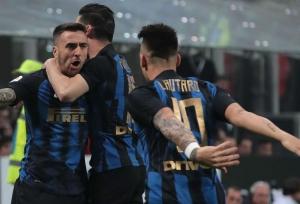 Serie A: Inter edge Milan in derby thriller
