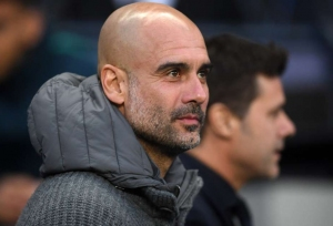 Guardiola laments 'cruel' UCL exit