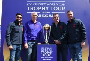 ICC World Cup 2019: Full Schedule