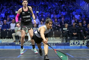 Joshna Chinappa out of British Open