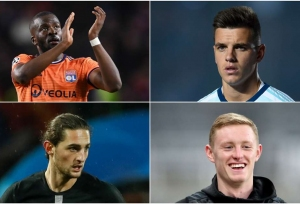 Man United's Pogba replacements
