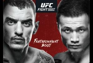 UFC Fight Night 154: Card & Schedule