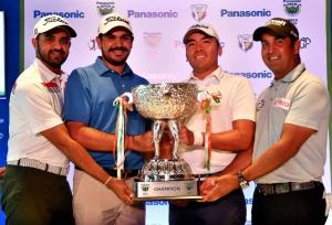 Panasonic Open: Joshi set to defend title
