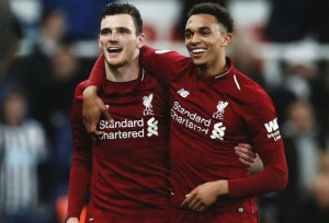 Are Liverpool's full-back duo the best?