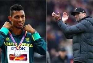 Van Niekerk: Thank you, Liverpool
