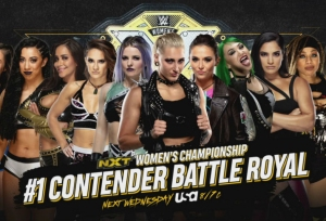 WWE announces NXT TakeOver, Battle Royal