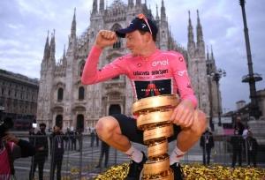 Geoghegan Hart wins Giro d'Italia