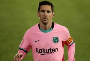 Rumours: City's 10-year Messi plan