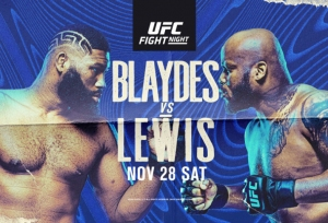 UFC Vegas 15: Fight Card and TV Schedule