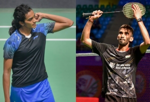 Sindhu, Srikanth set for BWF Tour Finals