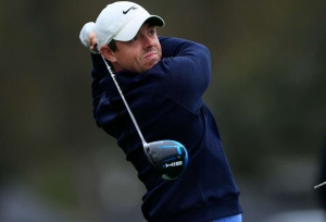 McIlroy sets early pace