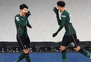 Report: Fulham 0-1 Tottenham