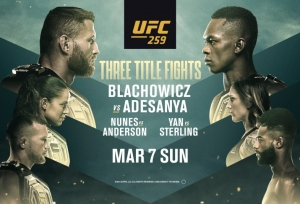 UFC 259: All you need to know