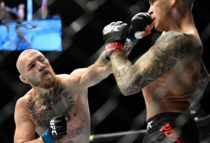 Poirier to fight McGregor in July at UFC 264