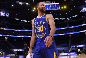 Warriors take down NBA-leading Jazz