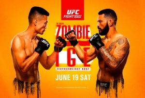 UFC Vegas 29: Fight Card and TV Schedule