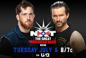 First match for Great American Bash announced