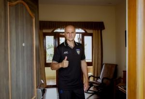 Bozidar is confident of CFC's chances