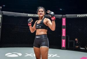 Ritu Phogat faces Itsuki Hirata next