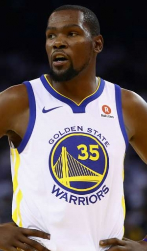 Durant says he will play