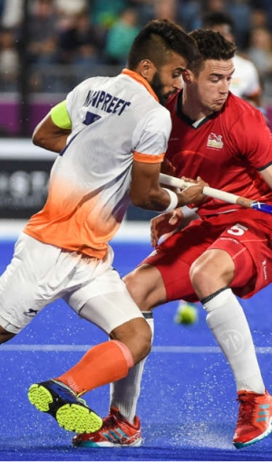 CWG 2018, hockey: India win 4-3 against England in last pool game, setting up New Zealand semifinal