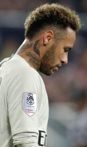 Neymar cried for two days