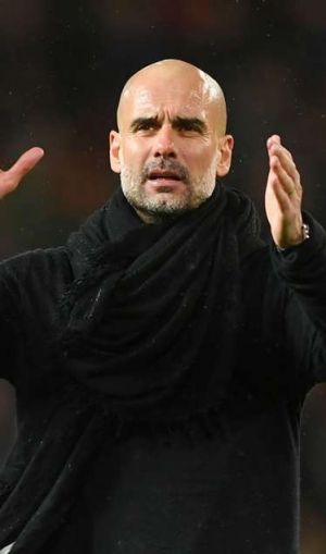 Guardiola 'has national team dream'