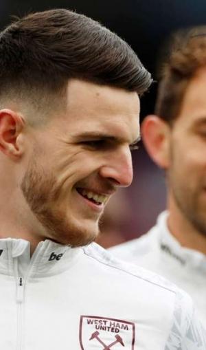 Rumours: Rice eyeing Man Utd move