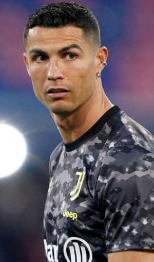 Ronaldo returns to Juve training