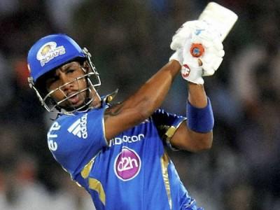 Learnt a lot from Tendulkar and Dravid, says MI's Lendl Simmons ...