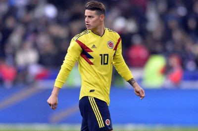 hot sale online e3f1b a240a FIFA World Cup 2018: Colombia eyeing at least semis, says ...