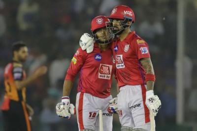 Ipl 2019 Kxip Vs Srh Highlights Rahul Mayank Propel Kings Xi Punjab Mykhel