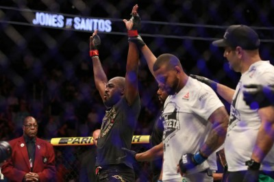 ufc 239 fight results