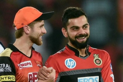 Virat Kohli I Will Remind Williamson Of 2008 U 19 Wc Semis