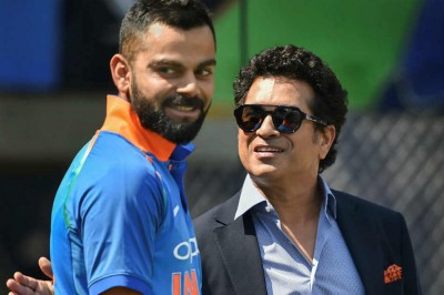 India Vs Australia Virat Kohli Sets Eye On Big Record Of