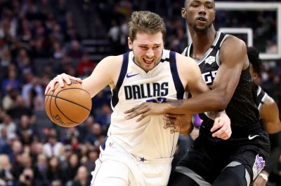 Doncic Makes Nba History With Triple Double Mykhel