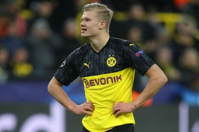 Rumour Has It Madrid And Barcelona Consider Haaland Martinez And Werner Mykhel