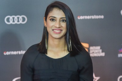 Smriti Mandhana: 'I could not walk for 10 days after getting hit ...