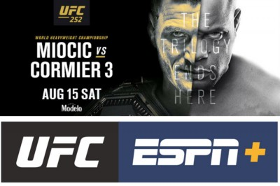 Ufc 252 Miocic Vs Cormier Trilogy Winner To Be Recognised As Greatest In History Mykhel