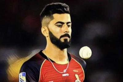 The inspiring story of pakistan born american bowler alikan in kolkata ipl team