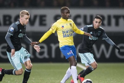 Van De Beek Honours Nouri With Man United Number Choice Mykhel