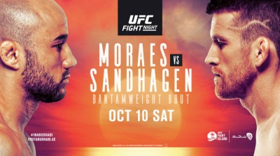 Watch UFC Fight Night 179 Moraes Vs Sandhagen 10/11/20