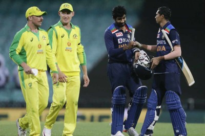 India Vs Australia 2020 2nd Odi Date India Time Probable Playing 11 Tv Channel List Live Streaming Details Mykhel