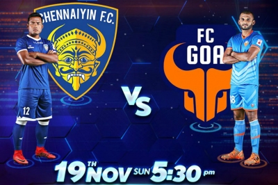 FC Goa kick start ISL campaign against Chennaiyin